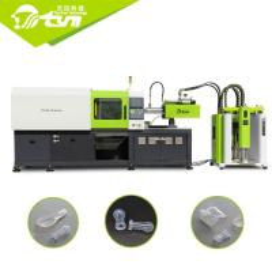 China Thumb Type Silicone Mold Making Machine , High Speed Baby Milk Bottle Making Machine on sale