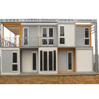 Standard Portable Container House , Safe Comfortable Portable Living Containers Manufactures