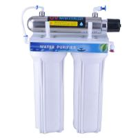 Residential Countertop Faucet Water Filter Single O Ring Housing Screw Fitting Manufactures