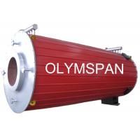 Horizontal Gas Fired Electric Thermal Oil Boiler 300kw For Wood , Less Water Manufactures