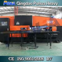 Closed Hydraulic CNC Sheet Metal Punching Machine 24/32 Station with Taiwan Ball Screw Manufactures