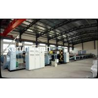 Quality Wood Plastic Composite Machinery Based Panel Machinery For Flooring / Pallet / for sale