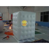Fireproof Advertising Custom Shaped Balloons, Inflatable Advertising Cube for Bladder Manufactures