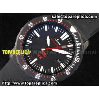China Sinn EZM 2 Series UX Diver Full Black Swiss ETA 2836 - 403.030.EZM.2.UX on sale