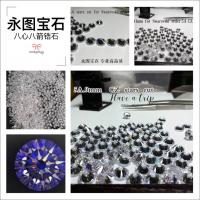 China round brilliant cut cubic zirconia ,11mm zirconia ,expecially for gold and siliver jelwery CZ, loose synthetic stone on sale