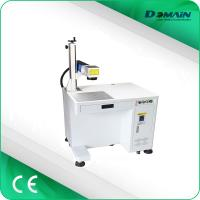 China Fiber laser marking machine laser marker for electronic industry on sale