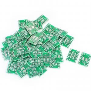 50-X-SOP16-SSOP16-TSSOP16-to-DIP16-0-65-1-27mm-IC-PCB Adapter Socket Boards Manufactures
