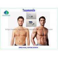 Tesamorelin 2mg Human Growth Hormone Peptide , Fat Loss Peptides CAS 218949-48-5 Manufactures