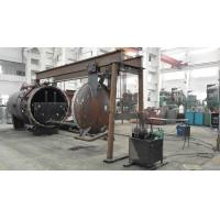 China Custom Horizontal Pressure Leaf Filter For Pharmaceuticals / Petrochemicals on sale