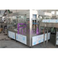 Quality Automatic drinking water bottling machine , High Speed filling machine for sale