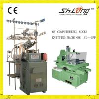 Buy cheap Shenglong 96N terry socks knitting machine from wholesalers