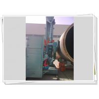 Heavy Duty Self Aligned Rotator Wind Tower Production Line With Motorized Trolley Manufactures