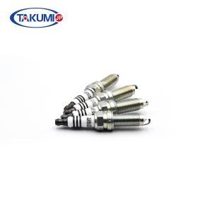 China High Alumina Ceramic M12*1.25 double Iridium Spark Plugs for engines on sale