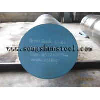 4140 alloy steel round bar Manufactures
