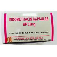 Indomethacin 25 Mg Capsule Finished Medicine , Rheumatoid Arthritis Treatment Pain Killer Medicine