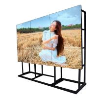 High Stability Multi Display Video Wall Modular Design Be Used Alone Manufactures