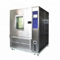 Electronic Programmable Temperature And Humidity Chamber With 304 Stainless Steel Manufactures