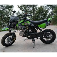 125cc Dirt Bike Motorcycle 4 Speed Dirt Bike With CDI Electric / Kick Start Manufactures