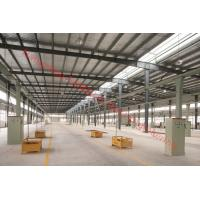 Wind Resistance Anti-seismic Industry Steel Framed Building With Wide Span Manufactures