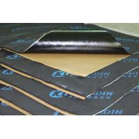 China Black Foam Sound Proof Material Sound Deadening Material Closed Cell Pad High Density on sale
