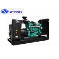 China 350kW DCEC Cummins Diesel Generator with Change - Over Switch ( ATS Cabinet ) on sale