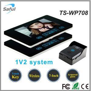 China Saful TS-WP708 wireless video door phone 1V2 on sale