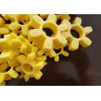 93 Shore A Hardness Polyurethane Coupling Yellow MS Coupling 30Mpa Tensile Strength Manufactures