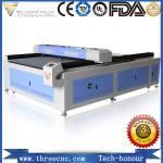 Profession laser manufacturer portable laser engraving machine TL1325-80W.