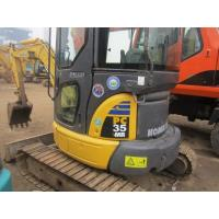 Used Mini Excavator Pc35 Original from Japan Good Price For Sale Manufactures
