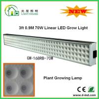 Quality Hydroponic Led Plant Grow Lights 900mm Waterproof For Greenhouse for sale