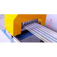 Horizontal Plastic Profile Extrusion Machine For PVC Corner Angle Bead Manufactures