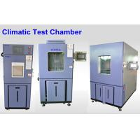 Stainless Steel Energy saving Constant Temperature Humidity Chamber Manufactures