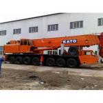 KATO NK-1600 CRANE TRUCK Manufactures