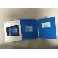 Multi Language Windows 10 Program / Windows 10 Home Box USB 3.0 Manufactures