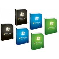 China Pro Retail Box Windows 7 Professional 64 Bit Full Version , Product Key Software on sale