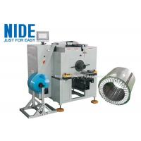 China Automatic deep water pump horizontal Stator Paper Insertion Machine for inserting insulation paper on sale