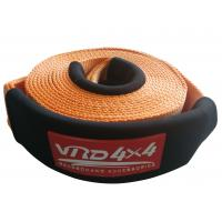 Good quality Tow Rope Snatch Strap For Heavy Duty Car Emergency Manufactures