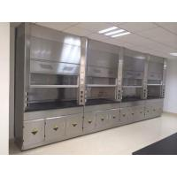 China Chemistry Ductless Laboratory Stainless Steel Fume Hood / Fume Cupboard on sale