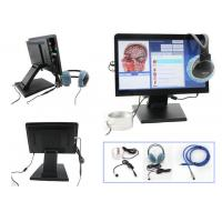 8D Lris NLS Black Touch Screen Diagnostic Health Analyzer Machine for Human Body Check Manufactures