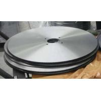 HSS saw blade - Circular saw blad - MBS Hardware - ø 100 - 1200 mm - For Steel Pipe & Profile Mills Manufactures