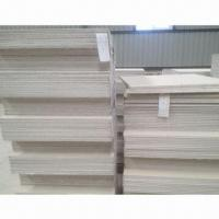Fiber Cement Board with 5 to 20mm Thickness and High Strength Manufactures