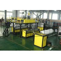 Zhejiang Vinot Wide In Width high speed PE Air Bubble film making  Machine 2500mm suitable LLDPE LDPE and HDPE DYF-1800 Manufactures