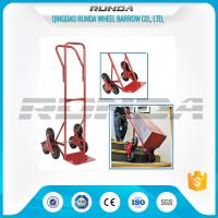 """Stair Hand Truck Dolly HT1310 , Convertible Hand TruckSolid Wheel 6.5""""X1.75"""" Manufactures"""