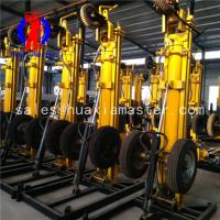 China In Stock KQZ-180D Dth Drill Rig Air Compressor And Electric Motor Driven Drilling Rig On Sale on sale