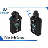 Police Statistics Wearable Security Camera 360 Rotation For Law Enforcement Manufactures