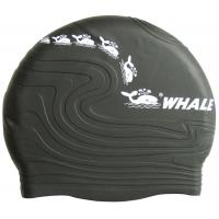 Elasticity Personalised Swimming Caps Non Toxic Tasteless With Textured Interior Manufactures