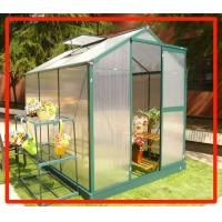 4x10ft unilateral greenhouse with clear drawing Manufactures