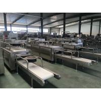 Buy cheap Disc Shape Cereal Bar Forming Machine , Automation Cereal Bar Equipment from wholesalers
