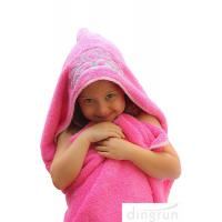 OEM Welcome Durable Hooded Poncho Beach Towels Skin Friendly Soft Manufactures