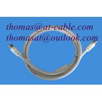 RG6 5 meter Patch cord used for Set Top Box; Satelite TV Coaxial Cable with F connector Manufactures